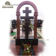 Памятник крест 335 — ritualum.ru